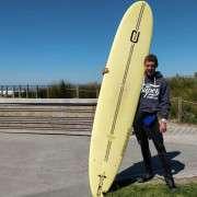 Sacha Dewancker France   Surfing Program