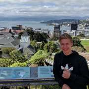 Dominik Roden, Wellington Trip